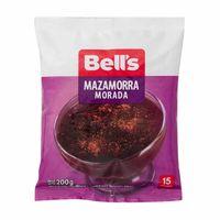 mezcla-en-polvo-bells-mazamorra-morada-bolsa-200-gr