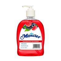jabon-liquido-moncler-frutos-rojos-frasco-360ml