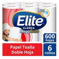 papel-toalla-elite-doble-hoja-mega-rollo-paquete-6un