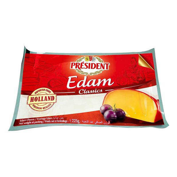 queso-edam-president-cheese-wedge-paquet-225g