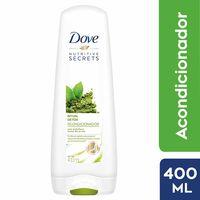 acondicionador-dove-ritual-detox-matcha-frasco-400ml