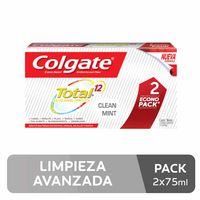 crema-dental-colgate-total-12-clean-mint-paquete-2un-tubo-75ml