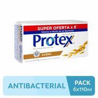jabon-antibacterial-protex-avena-bolsa-110g-paquete-6un