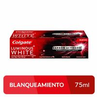 crema-dental-colgate-luminous-white-carbon-activado-caja-75ml