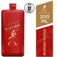 whisky-johnnie-walker-pocket-red-label-botella-200ml