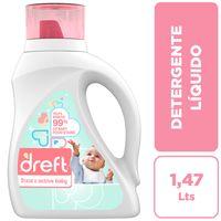 detergente-liquido-dreft-active-baby-32-lavadas-frasco-1-47l