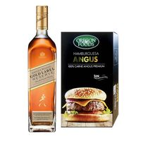 pack-johnnie-walker-whisky-gold-label-reserve-botella-750ml-hamburguesa-oregon-foods-angus-caja-4un